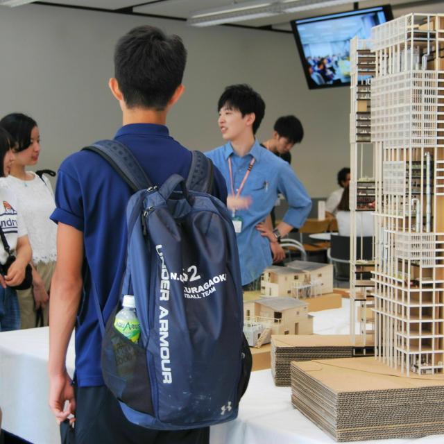 日本大学 【理工学部】オープンキャンパス 駿河台入試フォーラム1
