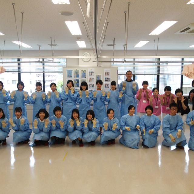 四国医療専門学校 看護学科 オープンキャンパス20183