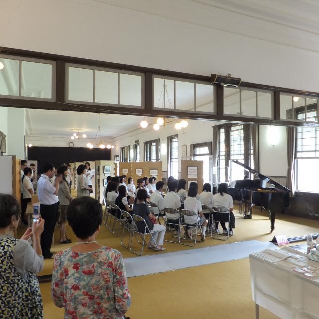 弘前厚生学院 2019 第五回オープンスクール4
