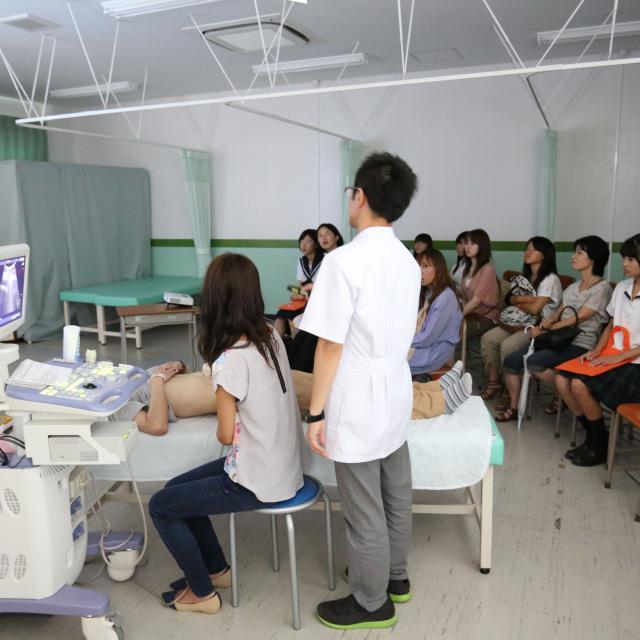 東海医療技術専門学校 【たくさんの女性が活躍中☆】4
