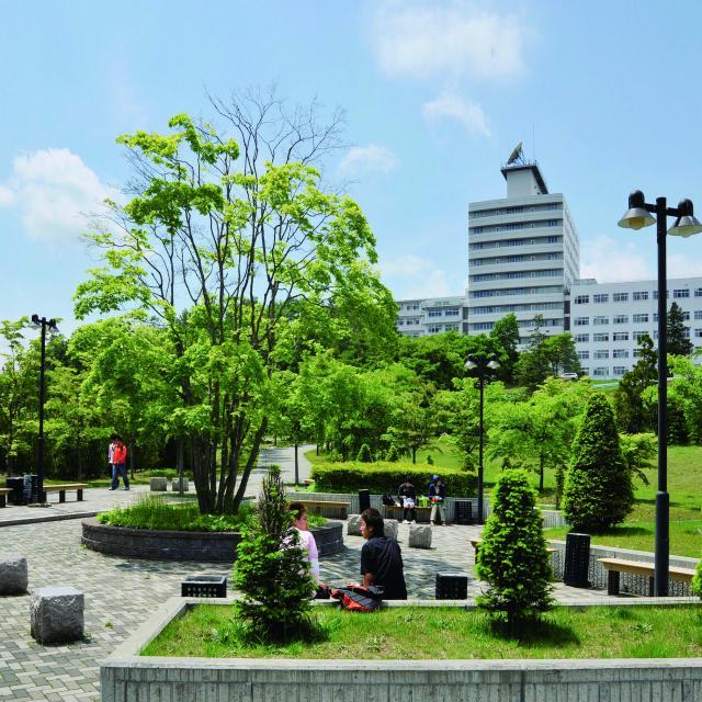 東海大学 【札幌キャンパス】オープンキャンパス1