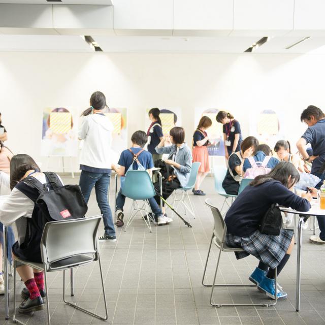 嵯峨美術短期大学 SAGABI オープンキャンパス20181