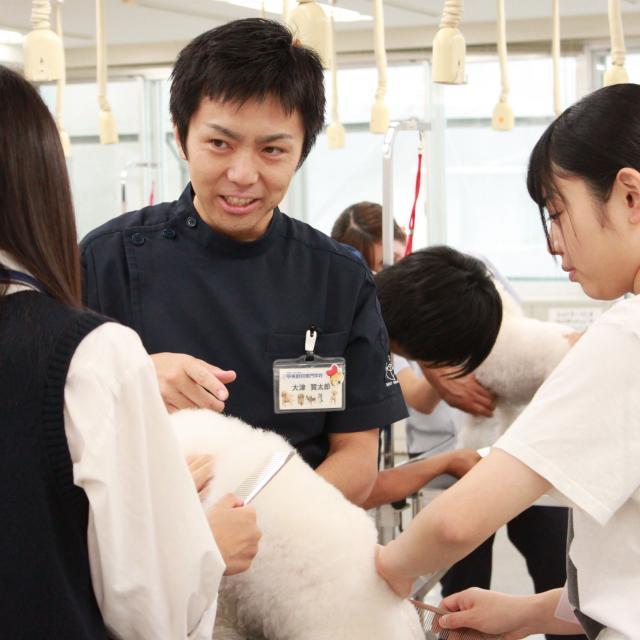 中央動物専門学校 H30 学科別体験入学  日程一覧1