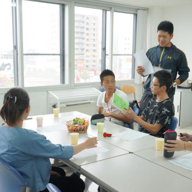 吉田学園情報ビジネス専門学校 【公務員学科】オープンキャンパス1