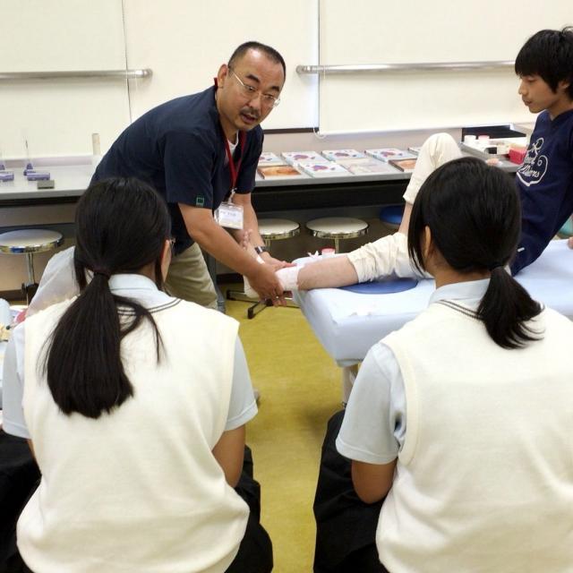 神戸医療福祉専門学校中央校 「スポーツトレーナーになりたい!」高校3年生にオススメのOC2