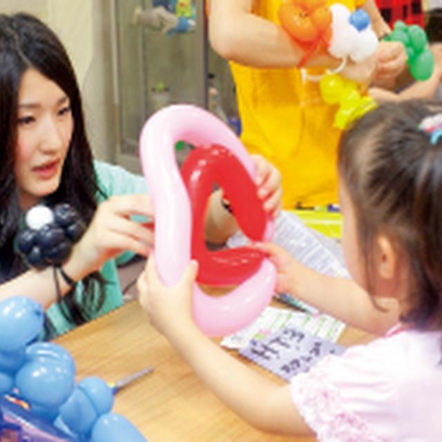 大阪保育福祉専門学校 授業体験「七夕まつりを楽しもう♪」1