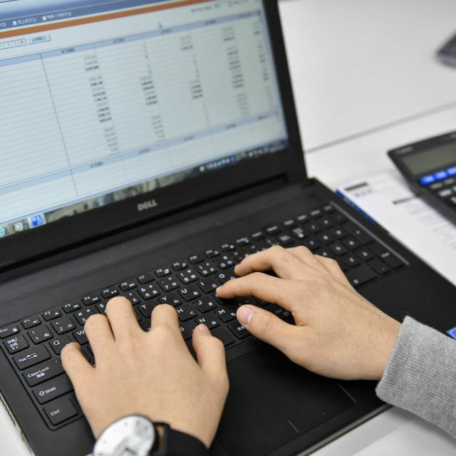 鹿児島情報ビジネス公務員専門学校 【事務・経理】オープンキャンパス1