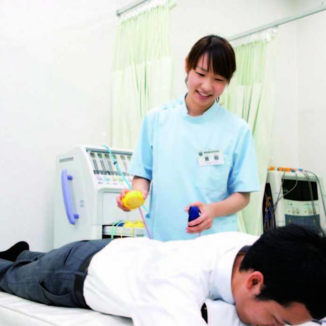 【8月】柔整科、鍼灸科のオープンキャンパス