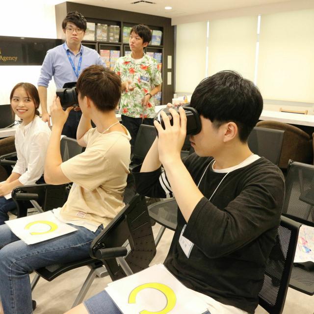ホスピタリティ ツーリズム専門学校大阪 【旅行】1日ですべてがわかる☆オープンキャンパス☆2
