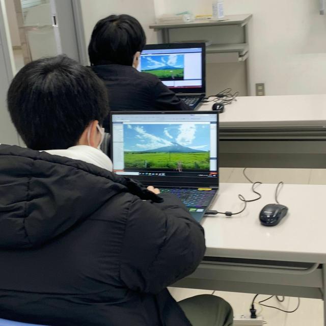 吉田学園情報ビジネス専門学校 【ゲームスペシャリスト学科】オンラインオープンキャパス1