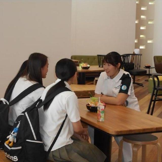 古賀国際看護学院 学院祭とオープンキャンパス同時開催!3