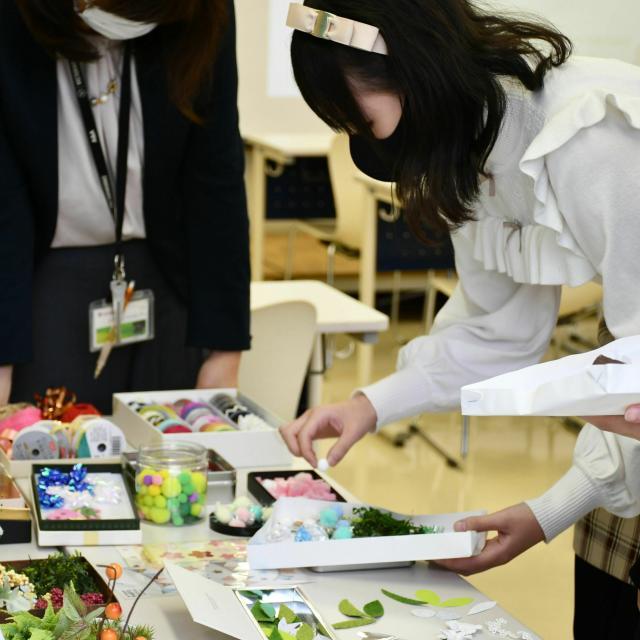 中央工学校OSAKA 【インテリアデザイン科】オープンキャンパス1