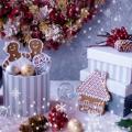 大阪ビジネスカレッジ専門学校 クリスマスディスプレイを作ろう!