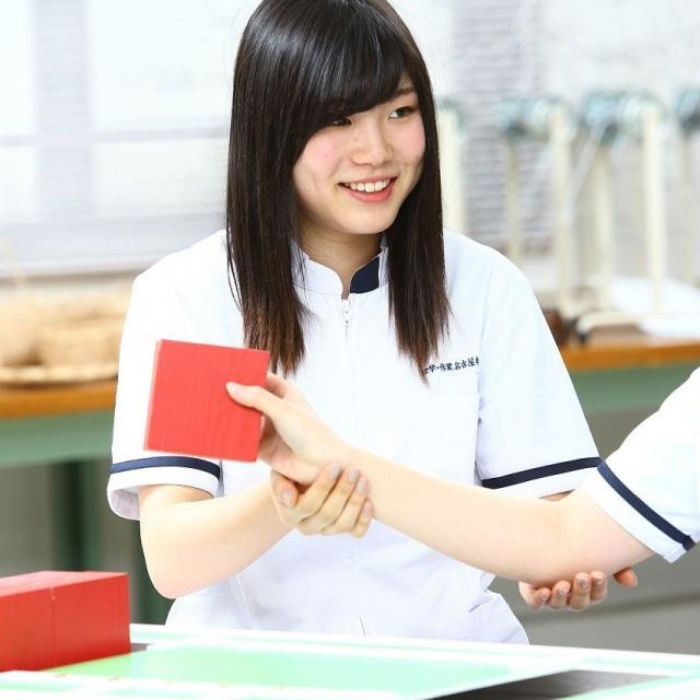 理学・作業名古屋専門学校 作業療法士をめざす人のためのオープンキャンパス!1