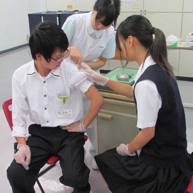 亀田医療技術専門学校 オープンキャンパス20182
