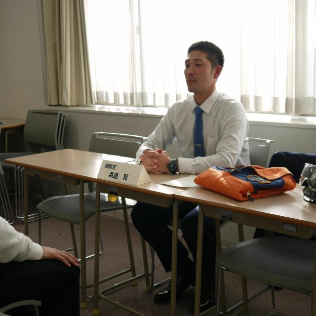 ELICビジネス&公務員専門学校 体験入学&プロから学ぶお仕事体験会4