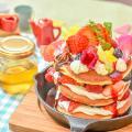 札幌ベルエポック製菓調理専門学校 【カフェ体験】いちごスムージー&ベリーベリーパンケーキ