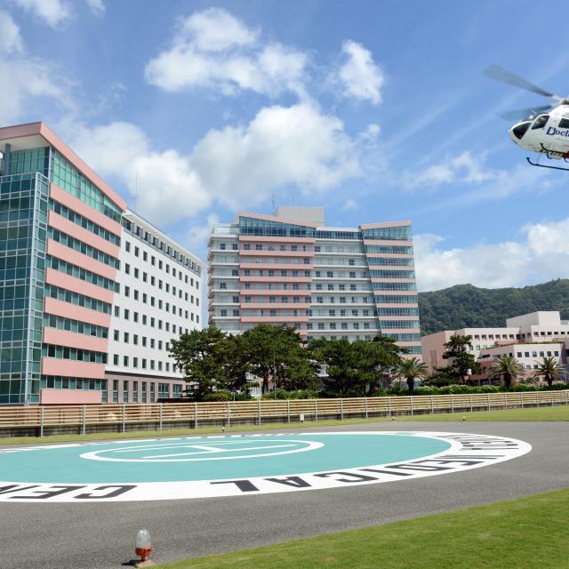 亀田医療大学 Bコース(実習病院ツアー)1