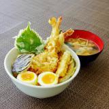 天ぷらのコツ教えます!大海老天丼の詳細