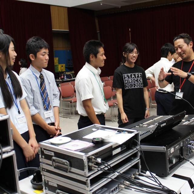 広島コンピュータ専門学校 オープンキャンパス通常版20184