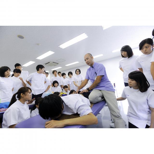 横浜リハビリテーション専門学校 Fresh Start!!進学説明会1