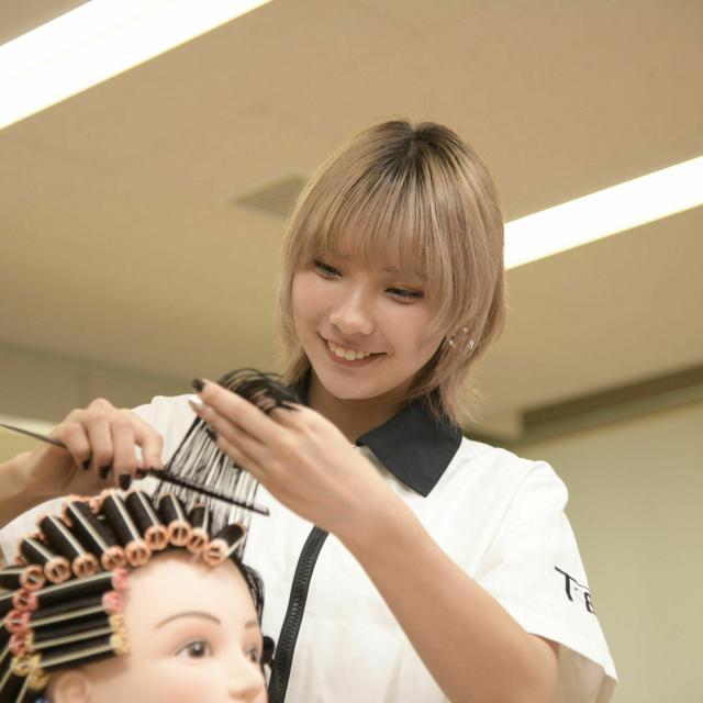 東京総合美容専門学校 【来校型】最新の美容を学ぼう☆TSBS OpenCampus4