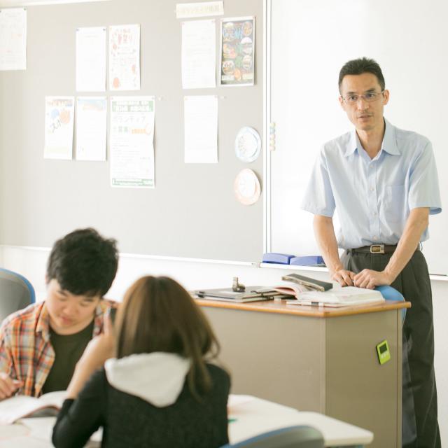 日本ビジネス公務員専門学校 保護者学校説明会★1