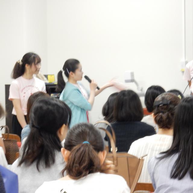 東京女子大学 オープンキャンパス3