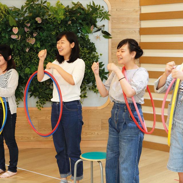 札幌こども専門学校 ☆5月のオープンキャンパス☆4