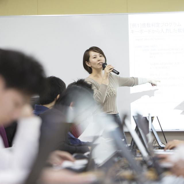 湘南工科大学 授業体験会2