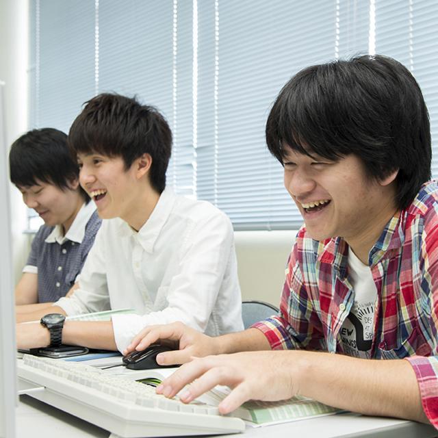 鹿児島キャリアデザイン専門学校 【ITスペシャリスト科】ゲームプログラミング体験コース1