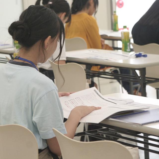 国際理容美容専門学校 学校説明会★学べること・入試のこと・学費のこと3