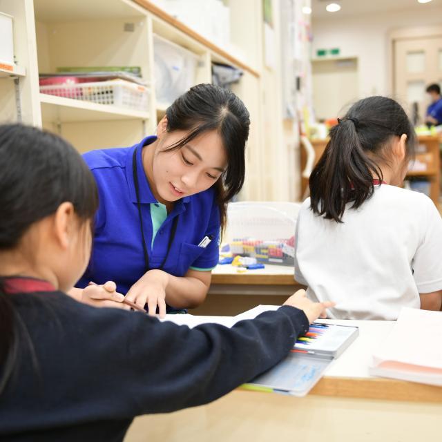 新渡戸文化短期大学 ★こどもたちの成長を支える仕事『保育士』を体験しよう★4