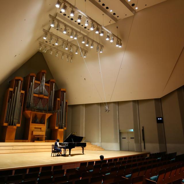 上野学園大学 2020オープンキャンパス ~東京・上野で音大体験~4