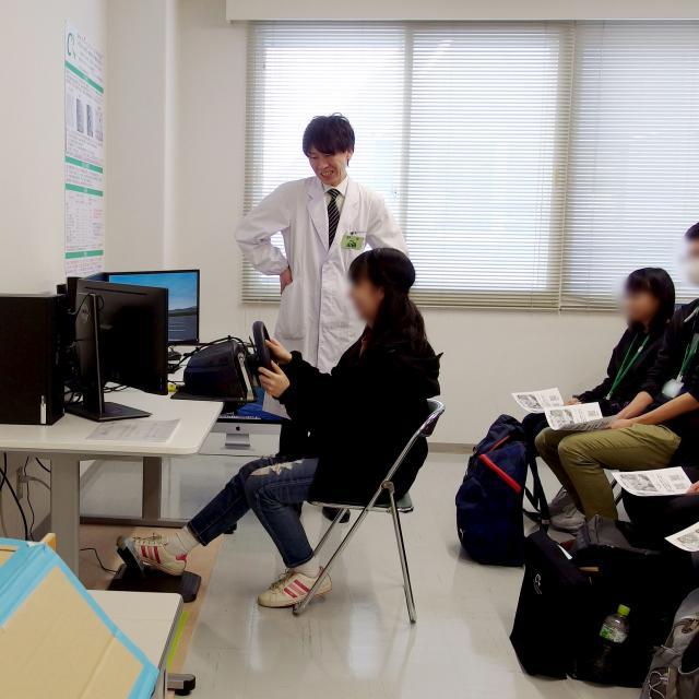 北海道千歳リハビリテーション大学 オープンキャンパス1