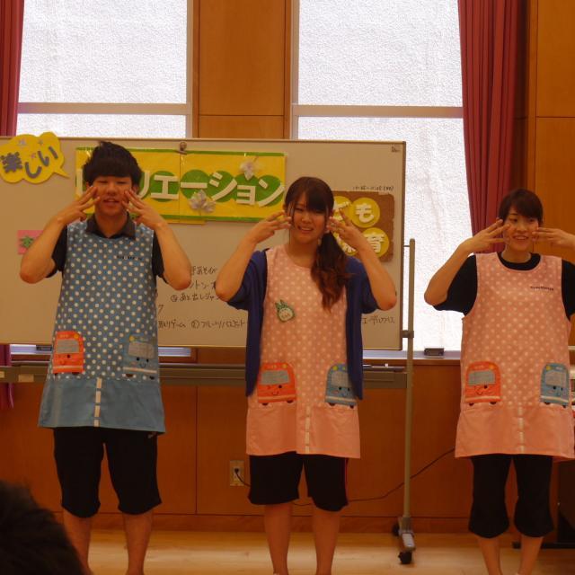 町田福祉保育専門学校 オープンキャンパス【保育系】1