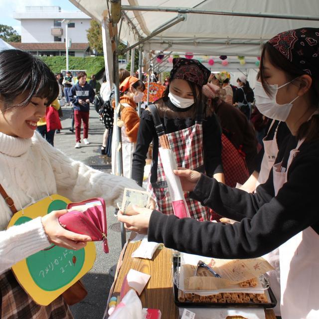 福岡女子短期大学 11/2(土)・3(日)「風早祭(学園祭)」開催!2