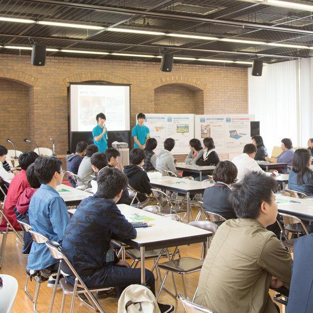 神戸電子専門学校 1日最大2つの学科の説明が聞ける!オープンキャンパス4