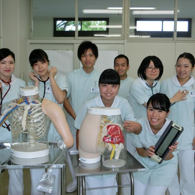 近畿大学附属看護専門学校 平日ランチタイム 学校見学4