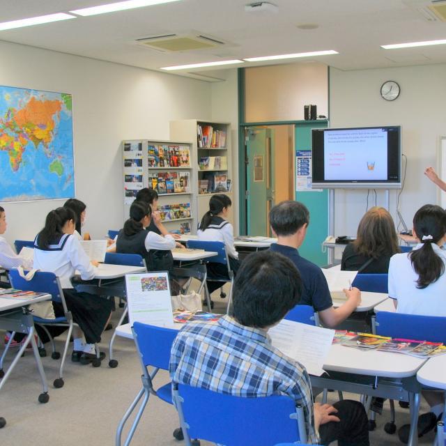 日本赤十字広島看護大学 オープンキャンパス4