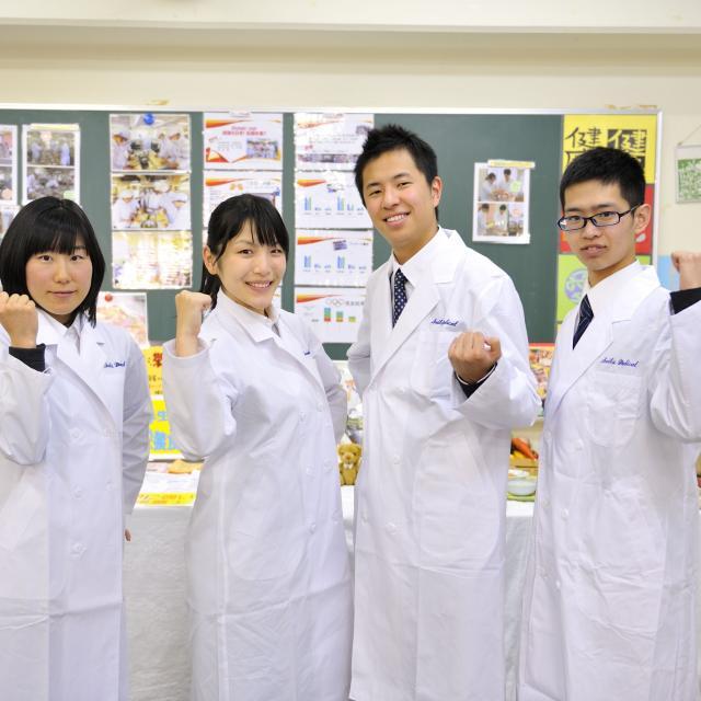 西武学園医学技術専門学校 オープンキャンパス(栄養士科)2