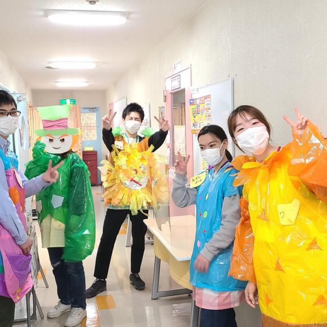 日本児童教育専門学校 【在校生主催】ハロウィン特別体験授業イベント ※12席限定1