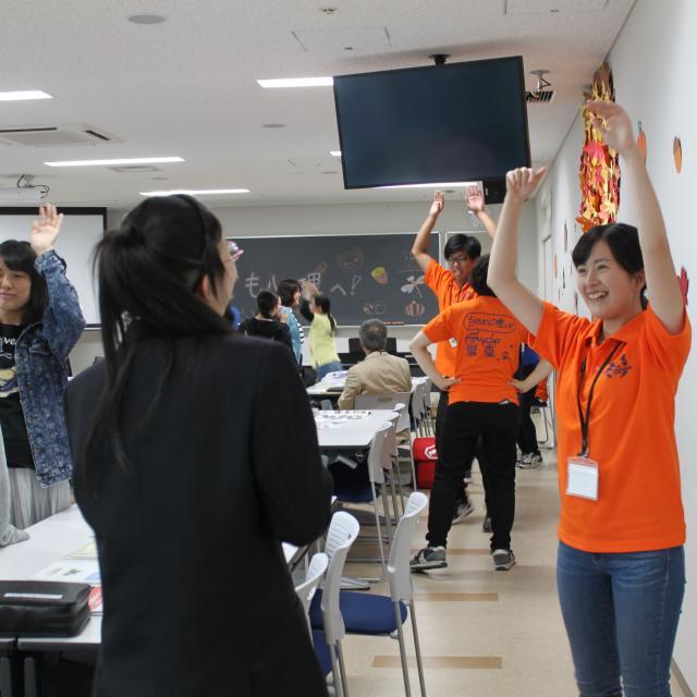 札幌国際大学 【心理学科】心の中をのぞいてみよう!3