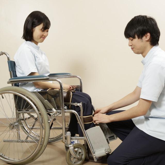 横浜YMCA学院専門学校 学校説明会2