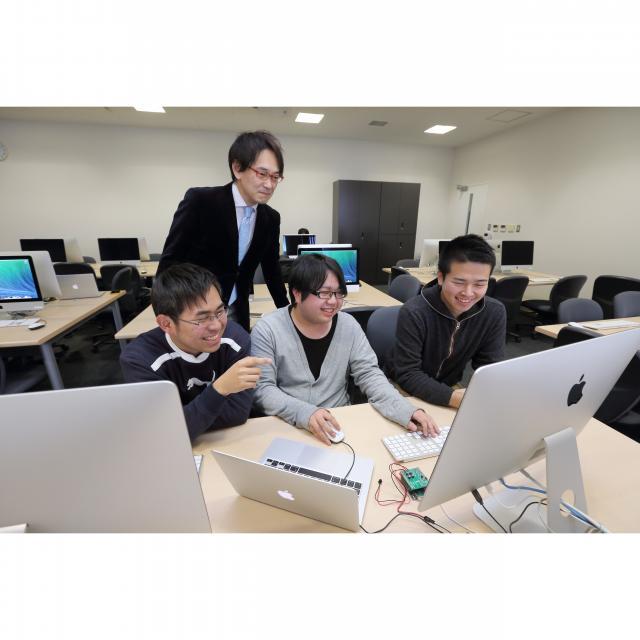 京都コンピュータ学院洛北校 KCGオープンキャンパス20193