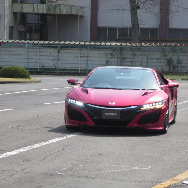 専門学校 越生自動車大学校 春のオープンキャンパス越生祭り~ HONDA NSX ~2