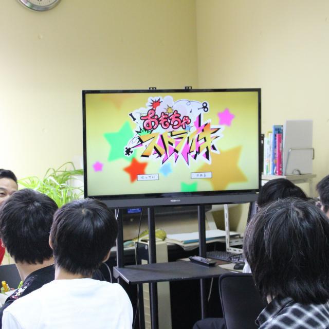 熊本電子ビジネス専門学校 学科別イベント デジタルクリエイター科(ゲーム)2