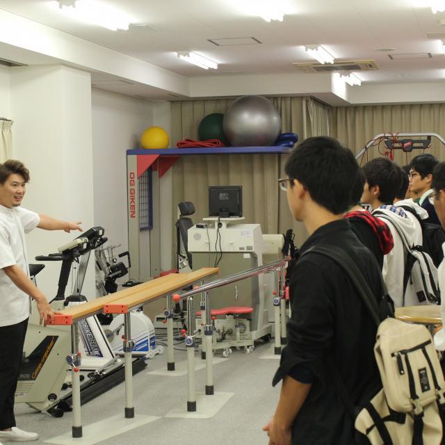 体感授業型オープンキャンパス