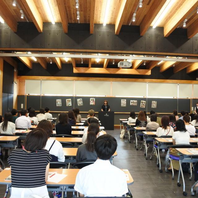 郡山ヘアメイクカレッジ 体験授業 4/13(ハサミを使ってカットにチャレンジ!)3