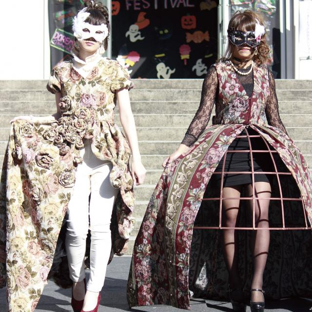 ドレスメーカー学院 【DOREME 祭り】毎年大盛況の学園祭です♪4